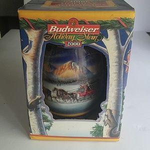 2000 Budweiser Stein
